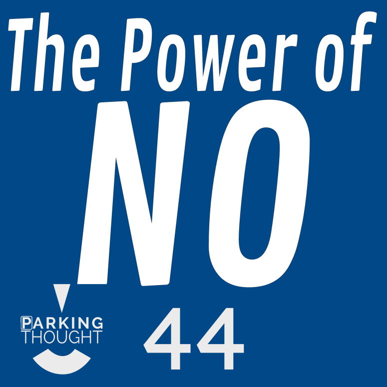 The Power of No🙅♂️👎🚫 | 44