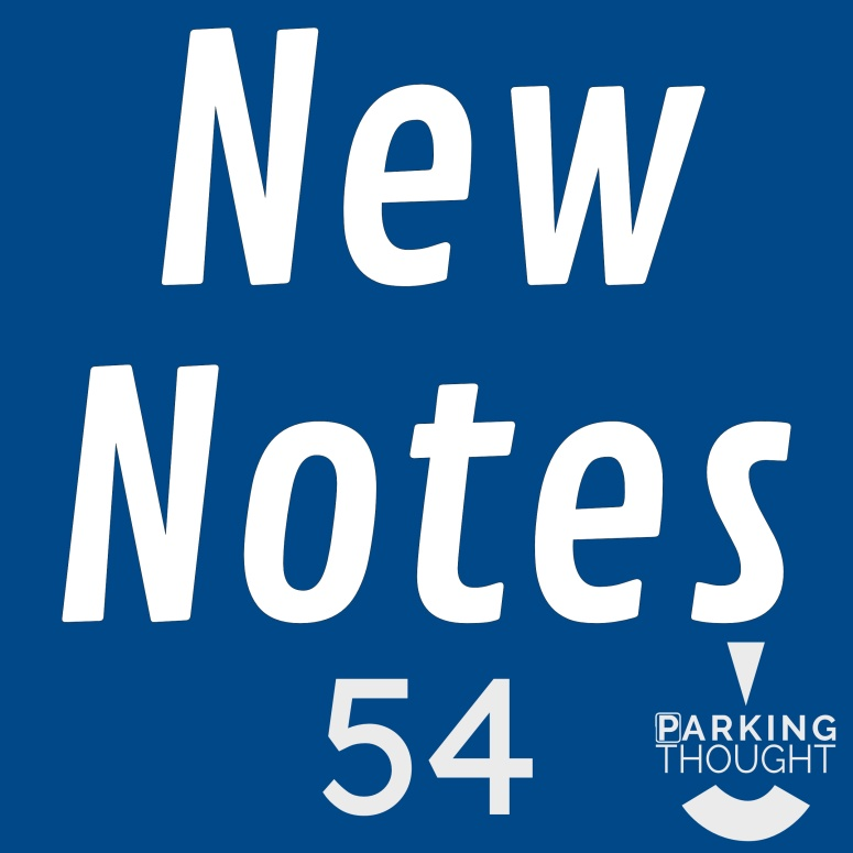 New Notes 📄 |54